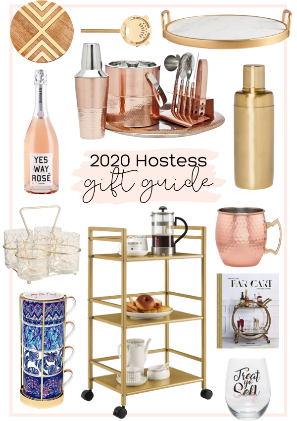 Holiday Gift Guide – Gifts for the Hostess