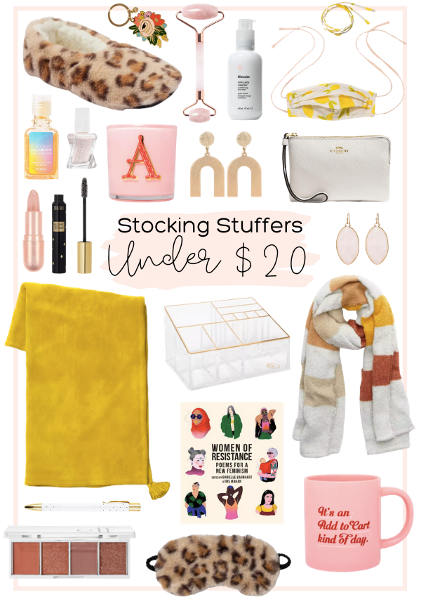 Holiday Gift Guide – Stocking Stuffers Under $20