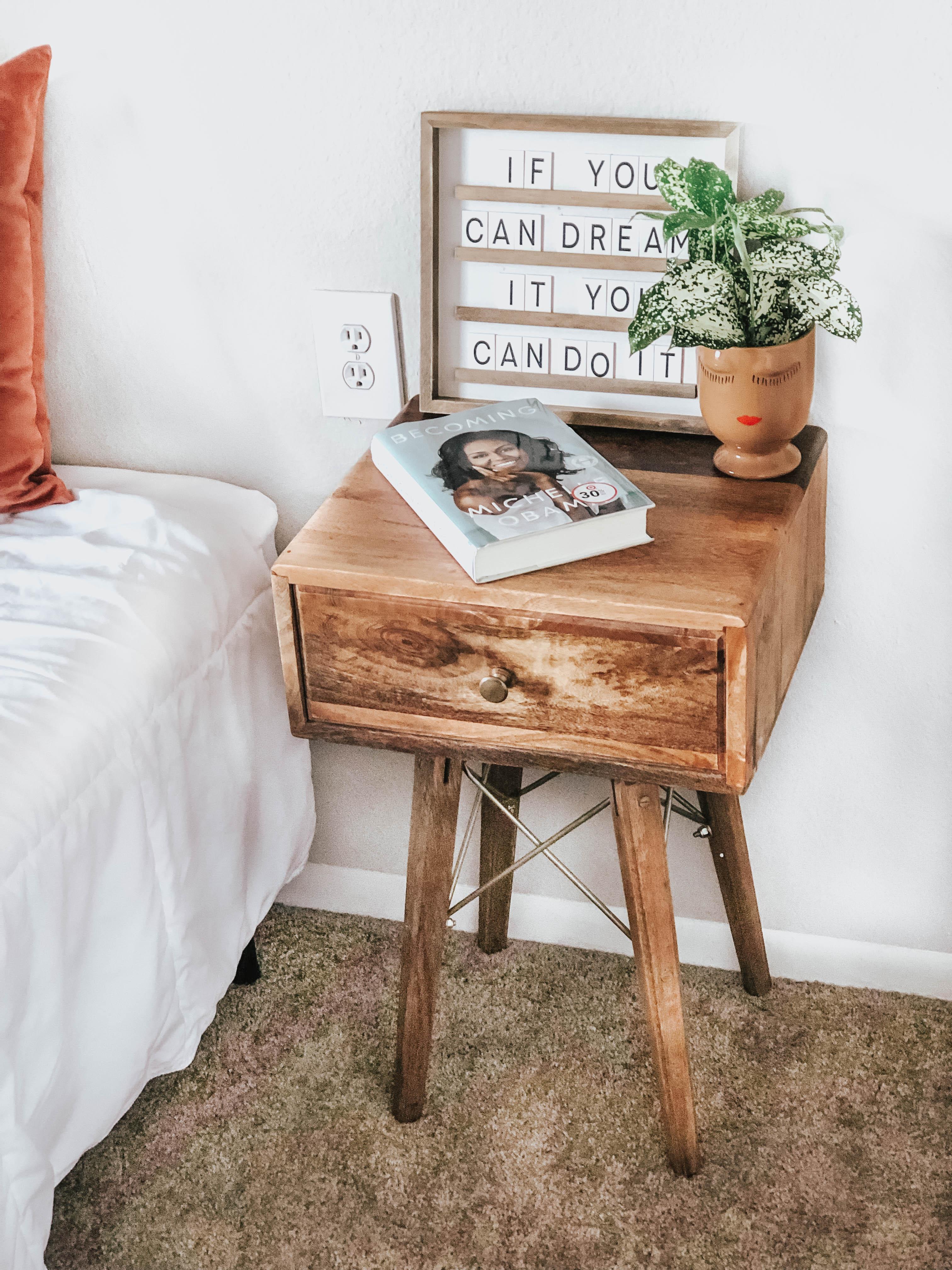 bedside-table-master-bedroom-tour