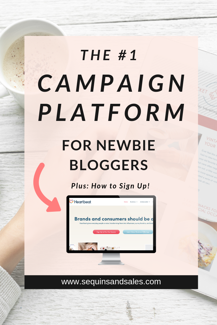 The #1 Campaign Platform for Newbie Bloggers