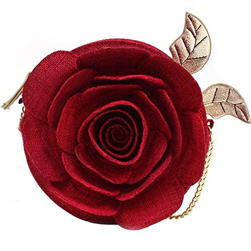 Beauty and the Beast Rose Bag Disney Finds