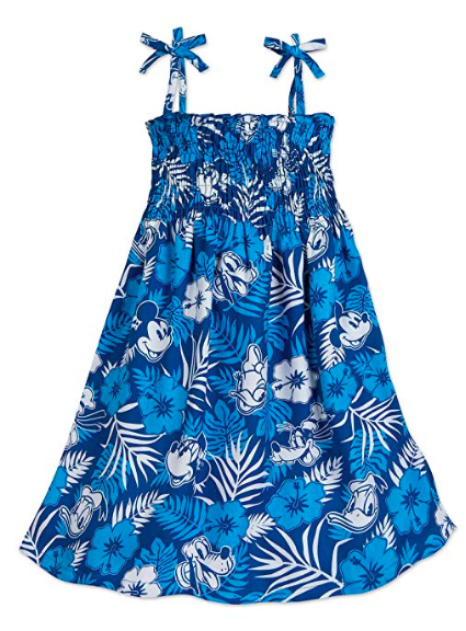 Girls Aloha Dress Disney Finds