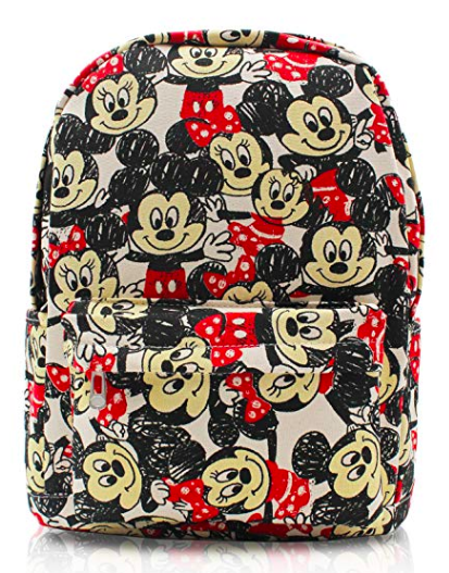 Mickey and Minnie Backpack Disney Finds