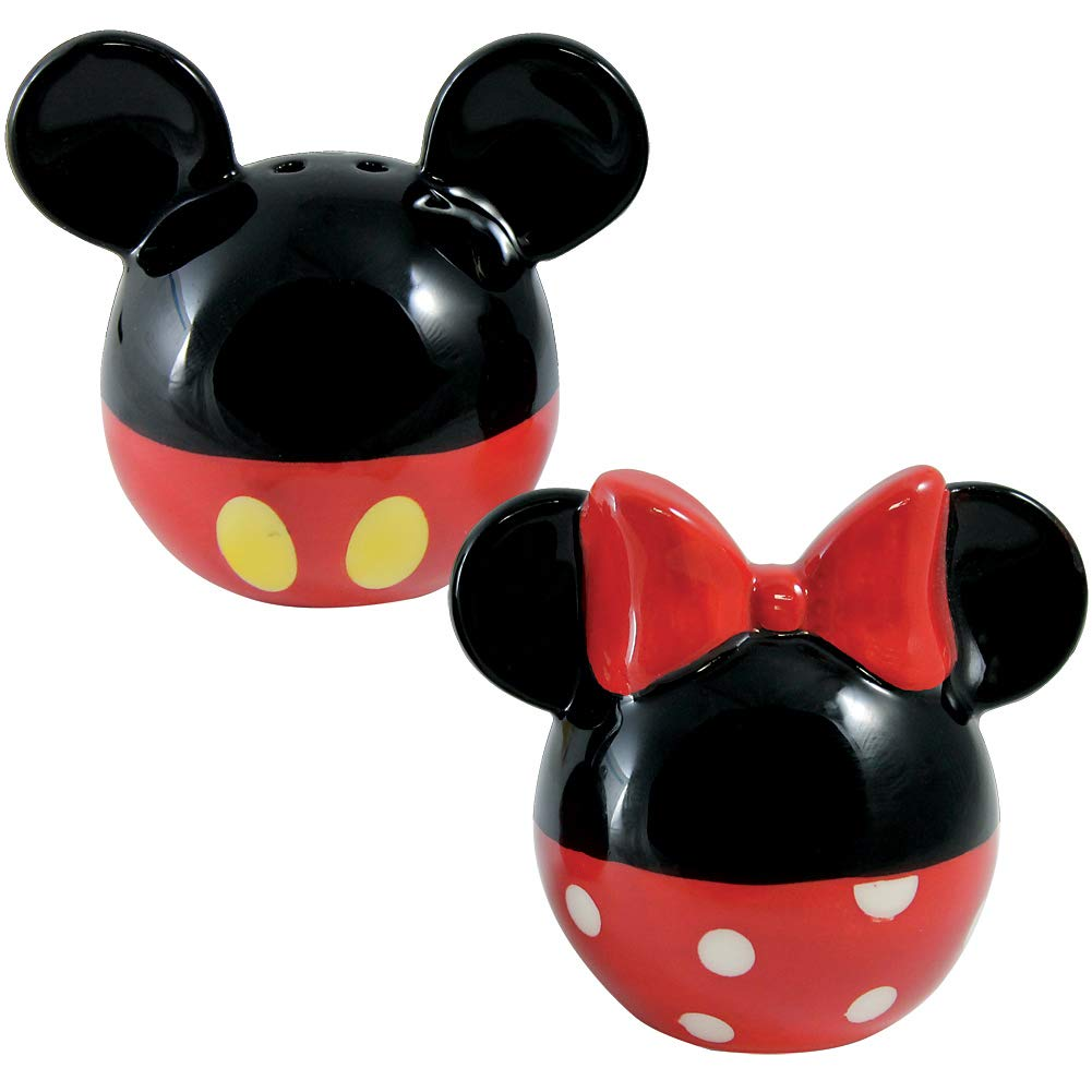 Mickey and Minnie Salt Shakers Disney Finds