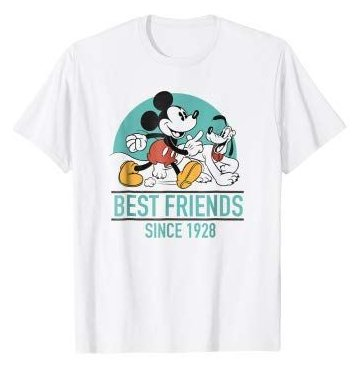 Best Friends Tee Disney Finds