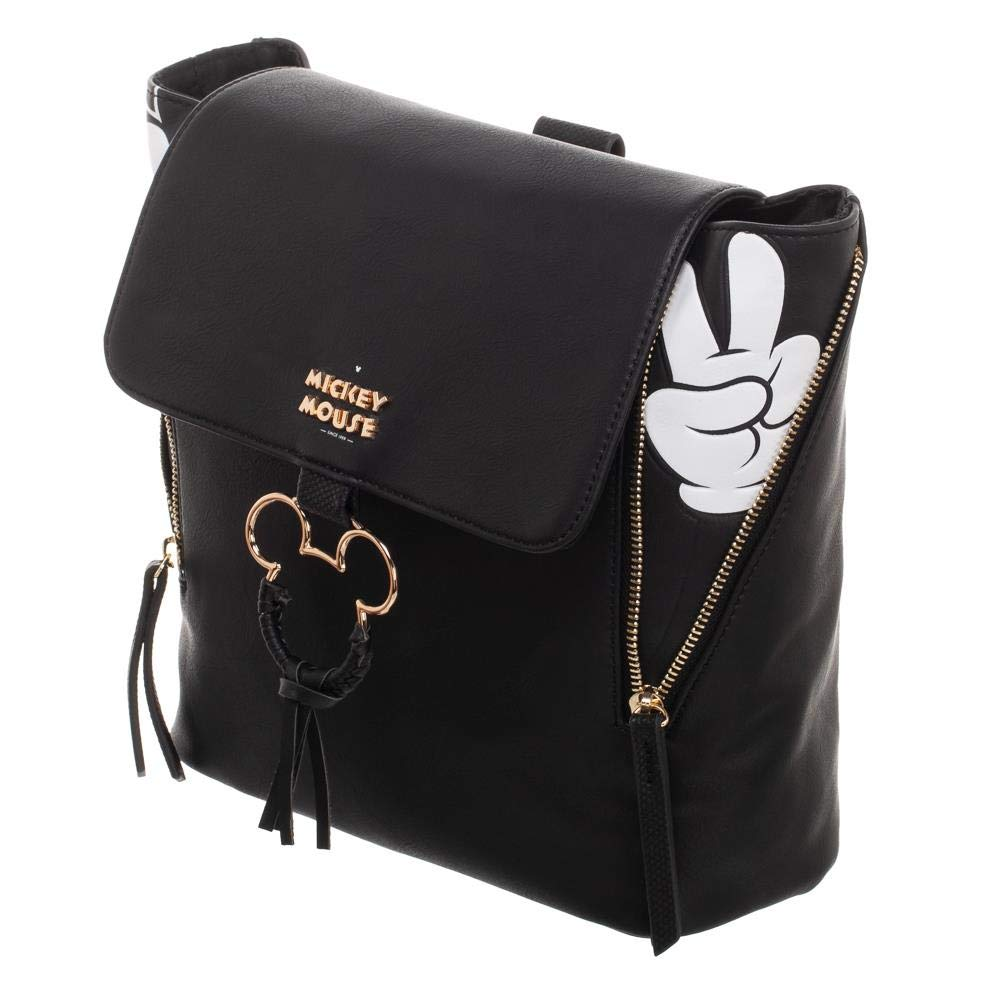 Mickey Mouse Hidden Mickey Hand Mini Backpack