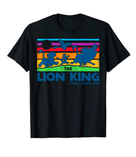 Retro Lion King Shirt Disney Finds