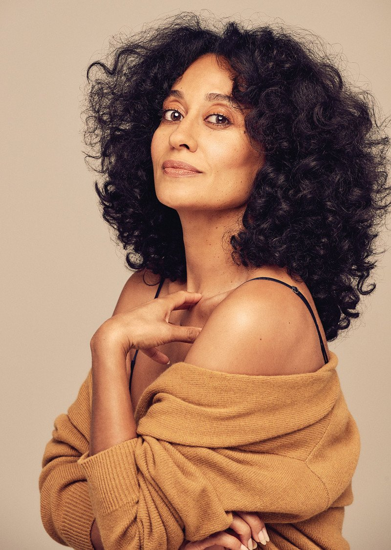 Tracee Ellis Ross US Magazine head shot