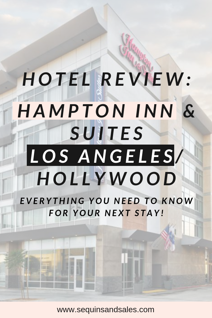 Hotel Review - Hampton Inn and Suites Los Angeles/Hollywood Cover Photo