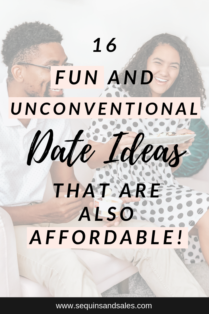 16 Fun and Unconventional Date Ideas