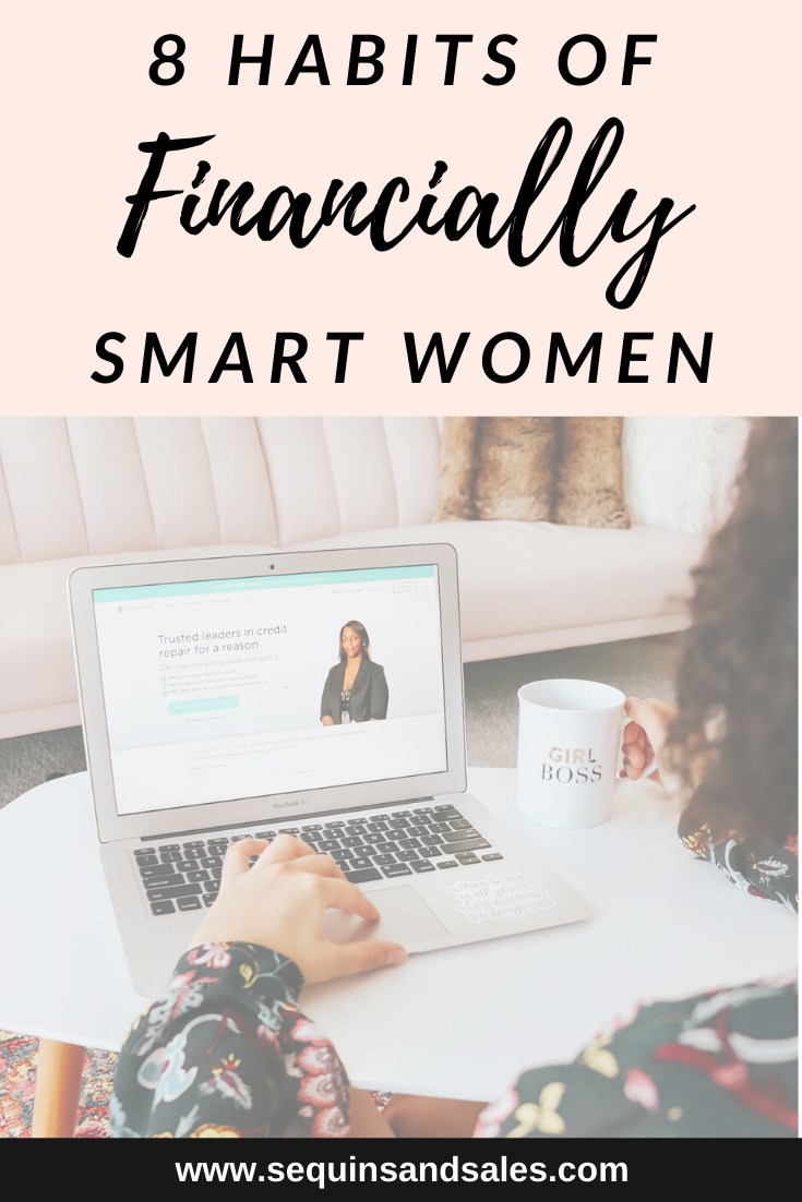 Eight Habits of Financially Smart Women Cover Photo