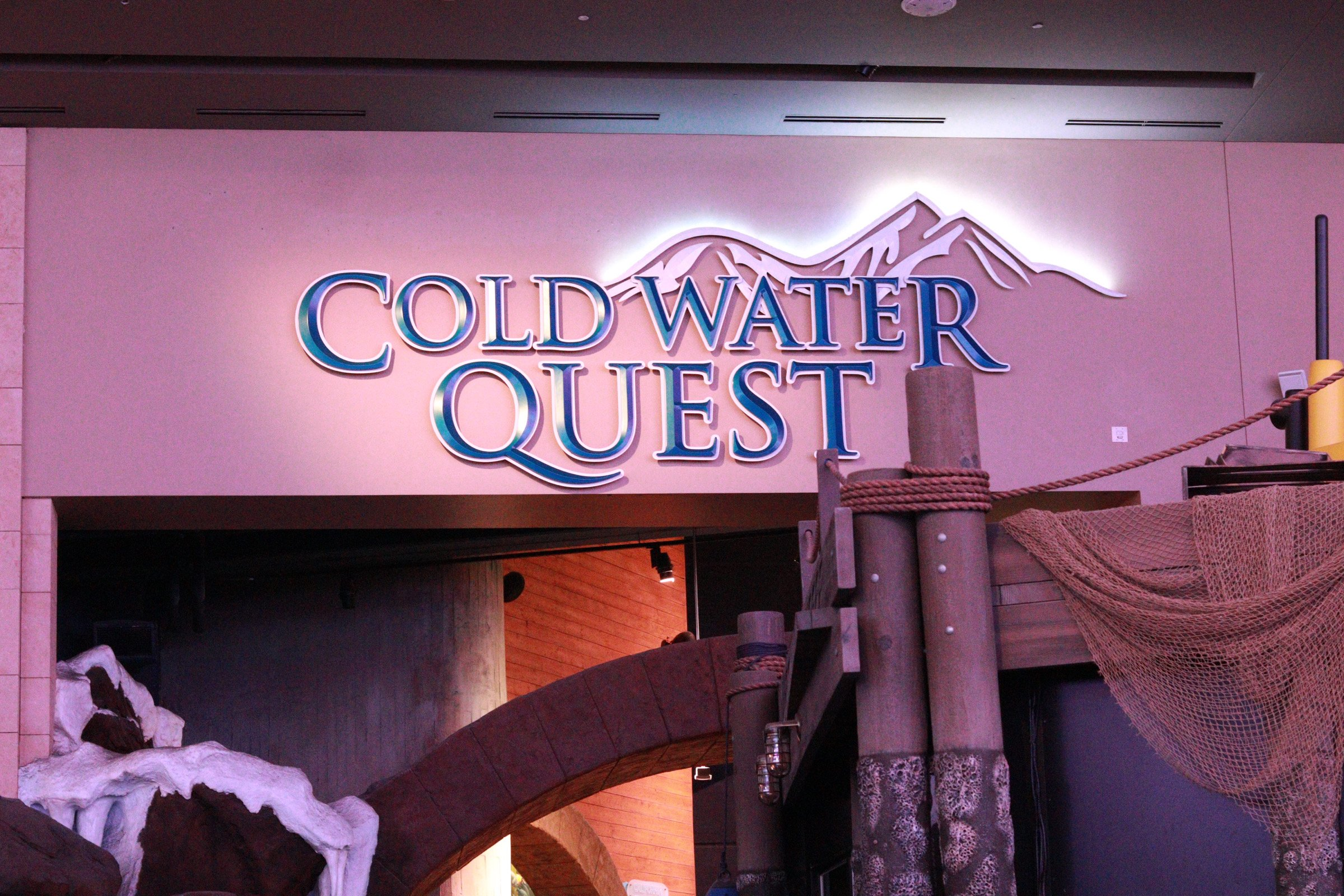 Cold Water Quest Georgia Aquarium