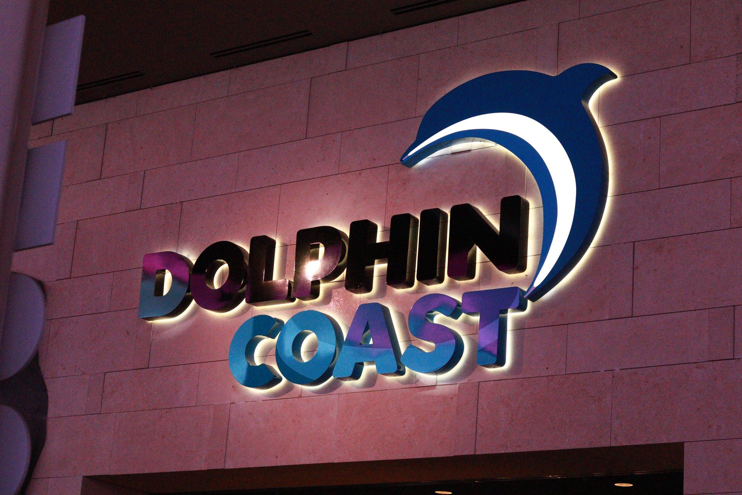 Dolphin Coast Georgia Aquarium