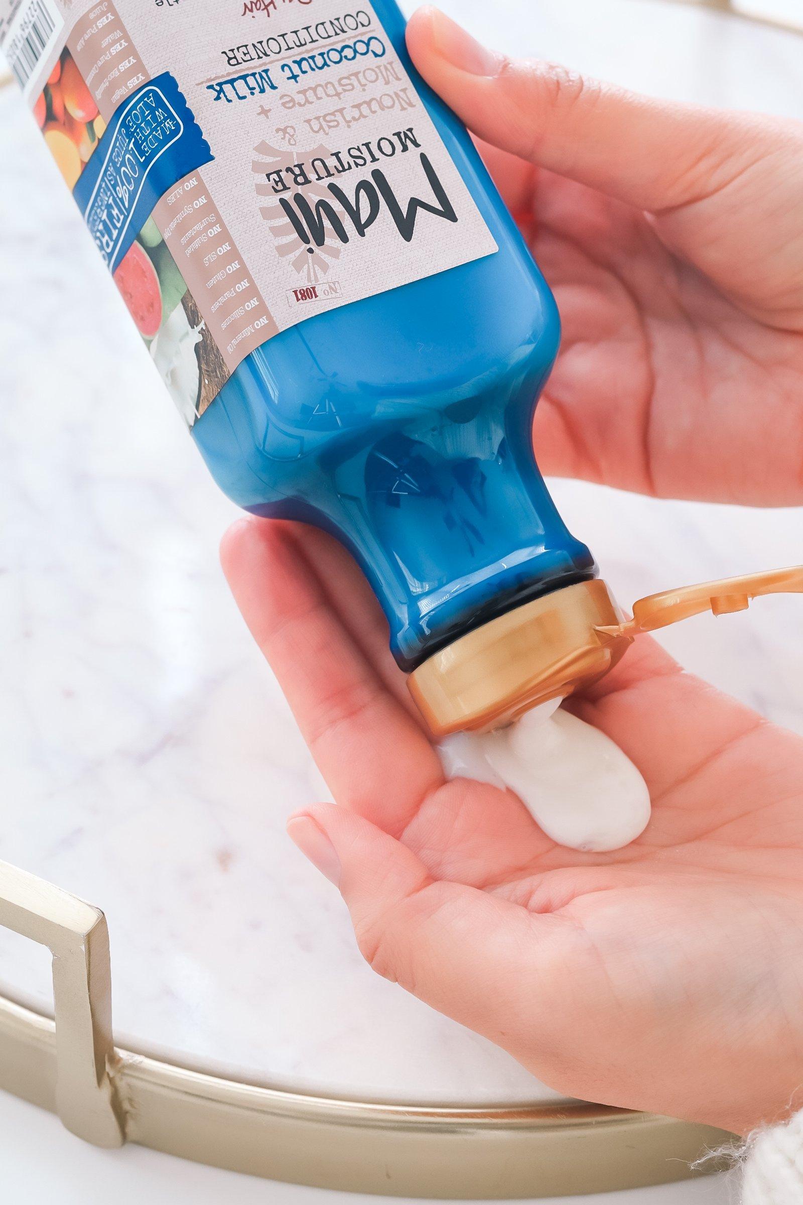 maui moisture coconut milk conditioner