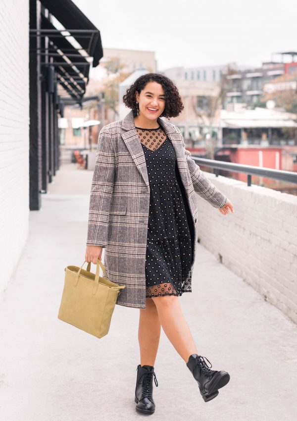 Holiday Party Dress Ideas: The Polka Dot Tulle Dress