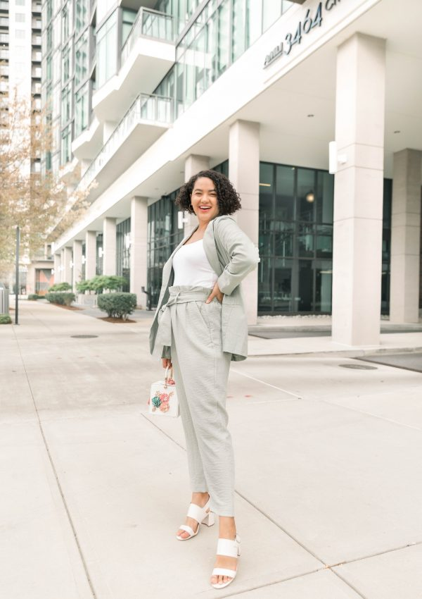 Style Tip: Colorful Workwear for The Spring and Summer